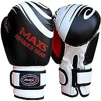 Verlike Sports Boxing Gloves Kickboxing Gloves Adult Muay Thai Gel Sparring Training Gloves