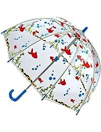 Fulton Funbrella Gone Fishing Clear Dome Kids Umbrella
