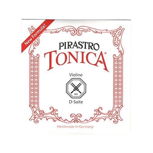 Pirastro Tonica 412321Aluminium 3ª-medium-4/4 (Pirastro Tonica D)