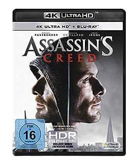 Assassin's Creed (4K Ultra-HD) (+ Blu-ray)