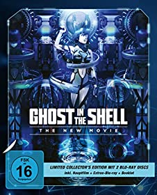 Ghost in the Shell - The New Movie - Limited Collector's Edition [Blu-ray]