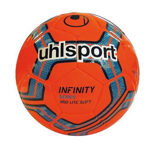 Uhlsport Infinity 350 Lite Soft Balones de Fútbol, Bebé-Niños