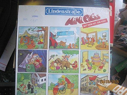 Mini Pigs - Die Kuh [Vinyl]