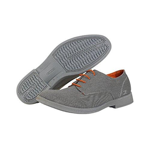 Dude Shoes Men's Volterra Stretch Ferro Derby Shoe Beige