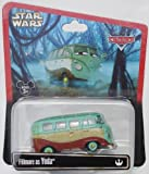 Disney Pixar Cars Star Wars Fillmore as Yoda 1:55 Scale Limited Edition