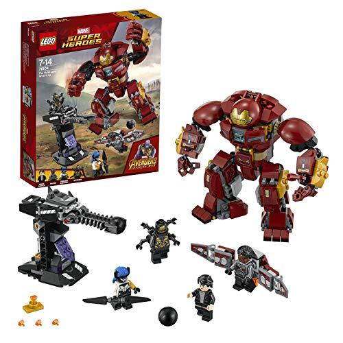 LEGO Super Heroes - Incursión Demoledora