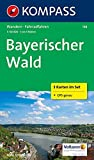 Bayerischer Wald 1 : 50 000: Wandern (inkl. Rad. 3 Karten im Set und GPS-genau) -