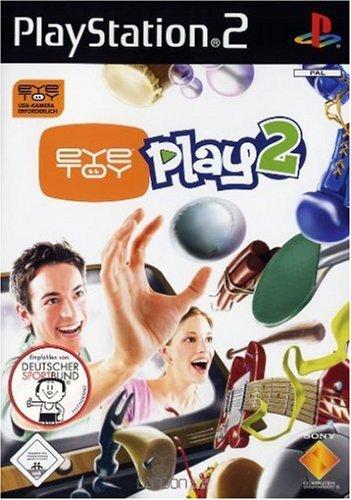 EyeToy: Play 2 [Platinum]