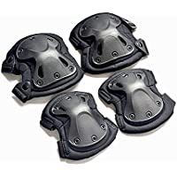 Ever Fairy Combat Tactical Military Hard X Knee Pads Elbow Pads Tactical Protection Sports Safety Pads