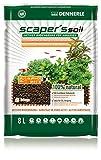 Dennerle Soil Black Color Type 1-4mm, 8 L - 7,35 kg