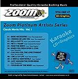 Zoom Karaoke CD+G - Platinum Artists 47: Classic...