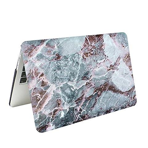 Masino Coque rigide pour MacBook Air 33cm (A1369et A1466) Plus gratuit d'une Masino Silicon Keyboard Cover comme cadeau Macbook Air 13