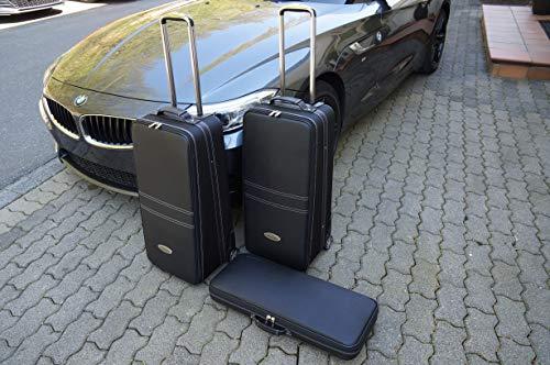 Roadsterbag Kofferset passend für BMW Z4 (E89) 09-16, 3-teilig Reisekoffer