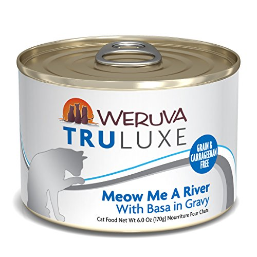 Weruva truluxe-Canned Cat Food
