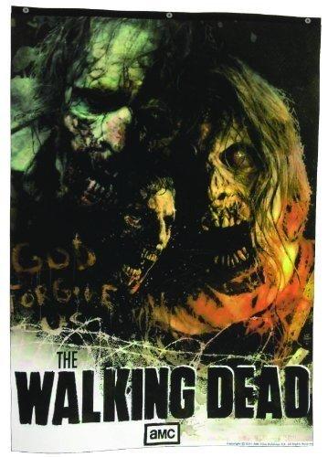 Preisvergleich Produktbild The Walking Dead TV Zombie Banner