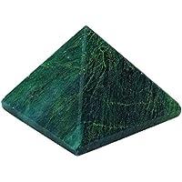 Harmonize Grüne Jasper Feng Shui Reiki Kristall Spiritual Pyramide-Energie-Generator preisvergleich bei billige-tabletten.eu
