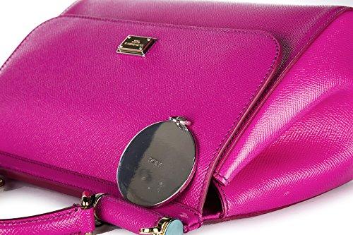 BB6002A10018H412 Dolce&Gabbana Sac à main Femme Cuir Fuchsia Rose