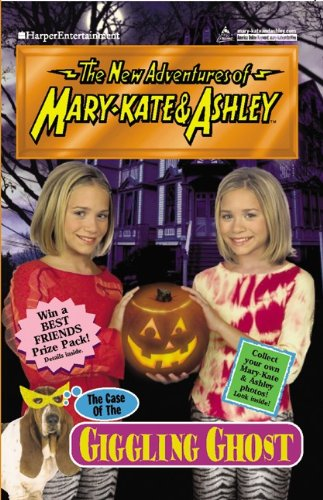 The Case of the Giggling Ghost (New Adventures of Mary-Kate & Ashley (Pb))
