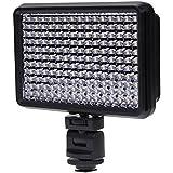 Dörr 371038Lampe de Vidéo dvl 165LED ultra light (niveaux Los DIMM Bar, 5400K (+/-400K), jusqu'à 2000Lx/1m, avec pied de montage et 2filtres Disques)