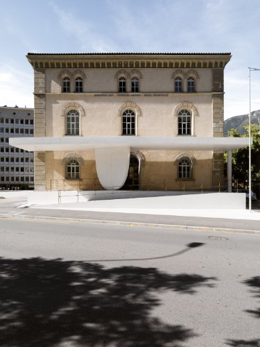 VALERIO OLGIATI, PARLIAMENT ENTRANCE CHUR (English Edition)
