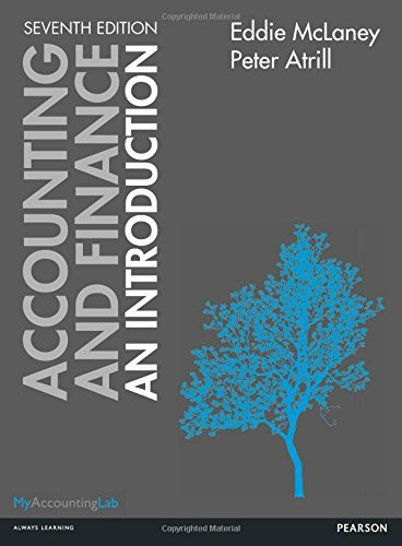 Accounting and Finance: An Introduction by Peter Atrill (2014-02-13)
