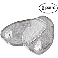 HEALIFTY Weiche Silikon-Gel-Kissen Pad Toe Protektoren für Thong Sandale 2St preisvergleich bei billige-tabletten.eu