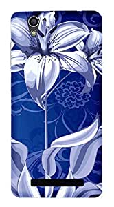 TrilMil Printed Designer Mobile Case Back Cover For Gionee F103