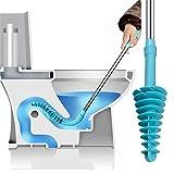 Rohrreiniger Abflussreiniger Toiletten-Ausbagger Entwarf Für Siphon-Toilette