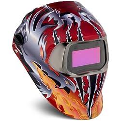 Speedglas H752420 Casco de Soldadura, Razor Dragon