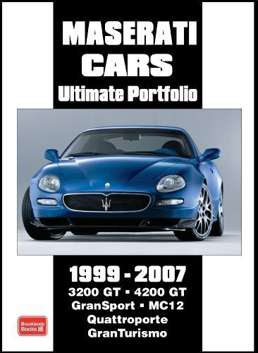 maserati-cars-ultimate-portfolio-1999-2007-brooklands-books-road-test-series-3200-gt-4200-gt-granspo