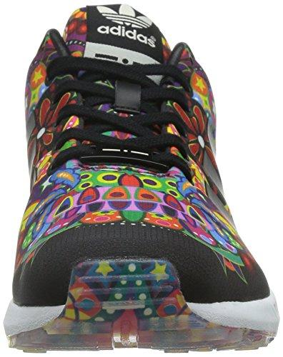 adidas Zx Flux, Sneakers Basses Homme Noir (Core Black/Core Black/Chalk White)
