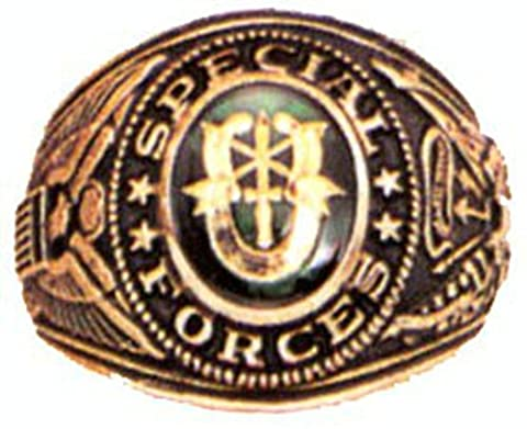 Rothco - Bague US Force spéciales américaines - 64