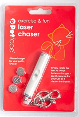 Cat Laser Chaser Toy