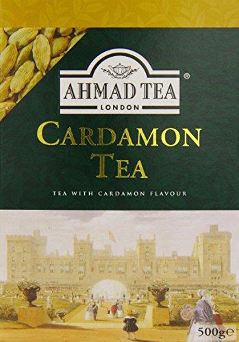 Ahmad Tea Cardamom Tea - 500g Loose Leaf Tea
