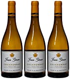 Jean Giner France Pays d'Oc Vin Blanc IGP Chardonnay 2015 ...