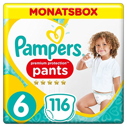 Pampers Farbe