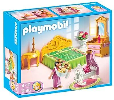 Princesas Habitación Real+Cuna de Playmobil (626703)