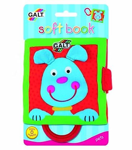 Galt Toys Soft Book (Pets)