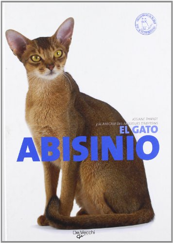 El gato abisinio (Animales)
