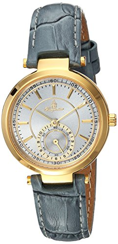 Burgmeister Womens Analogue Quartz Watch with Leather Strap BM336-286