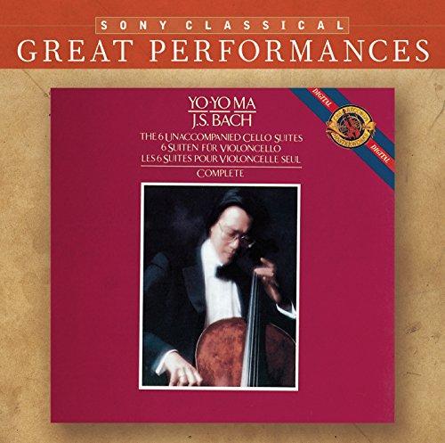 Bach: Unaccompanied Cello Suit...