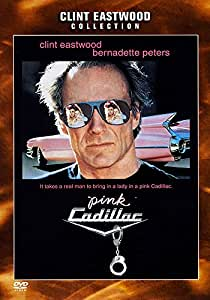 Clint Eastwood Collection - Pink Cadillac [DVD]