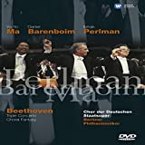 Beethoven: Triple Concerto And Choral Fantasy [DVD] [1995]