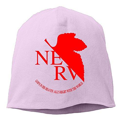 minloo L da uomo e da donna designname leisurehats cenere maglia per autunno e inverno Pink Taglia unica