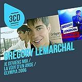 Je Deviens Moi / La Voix D'Un Ange / Olympia 2006 (Coffret 3 CD)