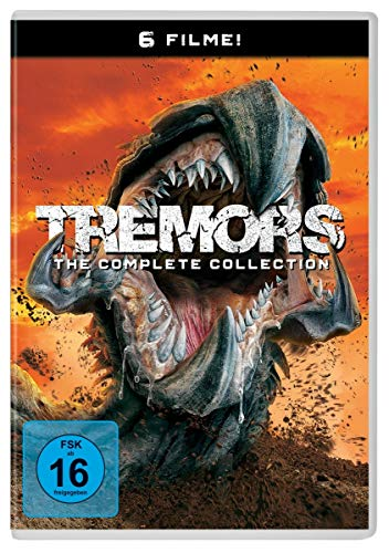 Tremors - The Complete Collection [6 DVDs]