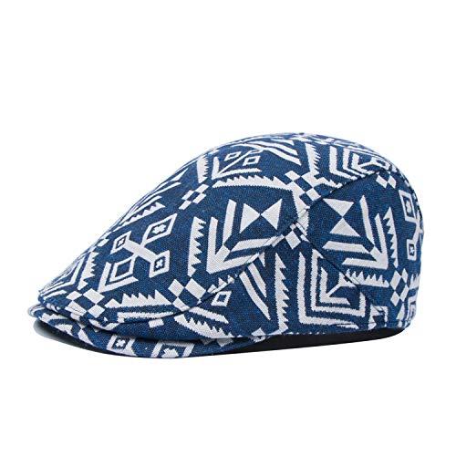 Preisvergleich Produktbild shunlidas Hüte Dekorationen Hut Männlich Retro Paar Kurz.Persönlichkeit Mütze Baskenmütze