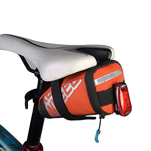 doco-oler-da-sella-per-bicicletta-btr-ciclismo-pannier-materiale-pelle-400d-nylon-bereift-17-7-8-cm-