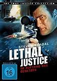 Lethal Justice - Im Auftrag des Gesetzes The True Justice Collection (Uncut)