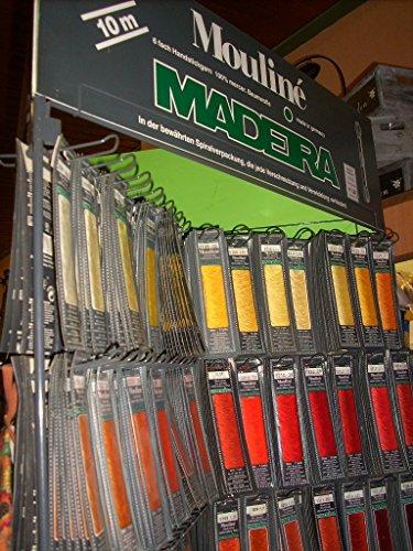 Sticktwist von Madeira Mouline Blister als Set Wunschfarben